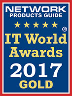 Network Products Guide's IT World Awards