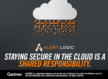 Gartner Report: Staying Secure in the Cloud Is a Shared Responsibility
