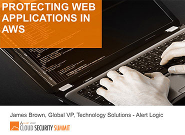 Protecting Web Applications in AWS