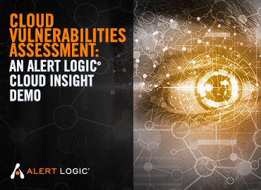 Cloud Vulnerabilities Assessment: An Alert Logic Cloud Insight Demo