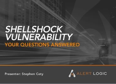 Shellshock Vulnerability - Your Questions Answered