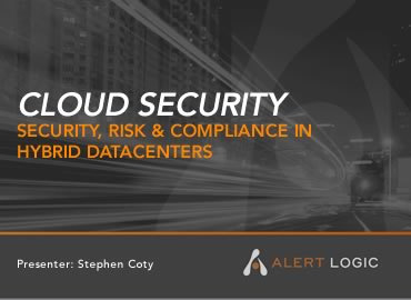Cloud Security: Security, Risk and Compliance in Hybrid Datacenters